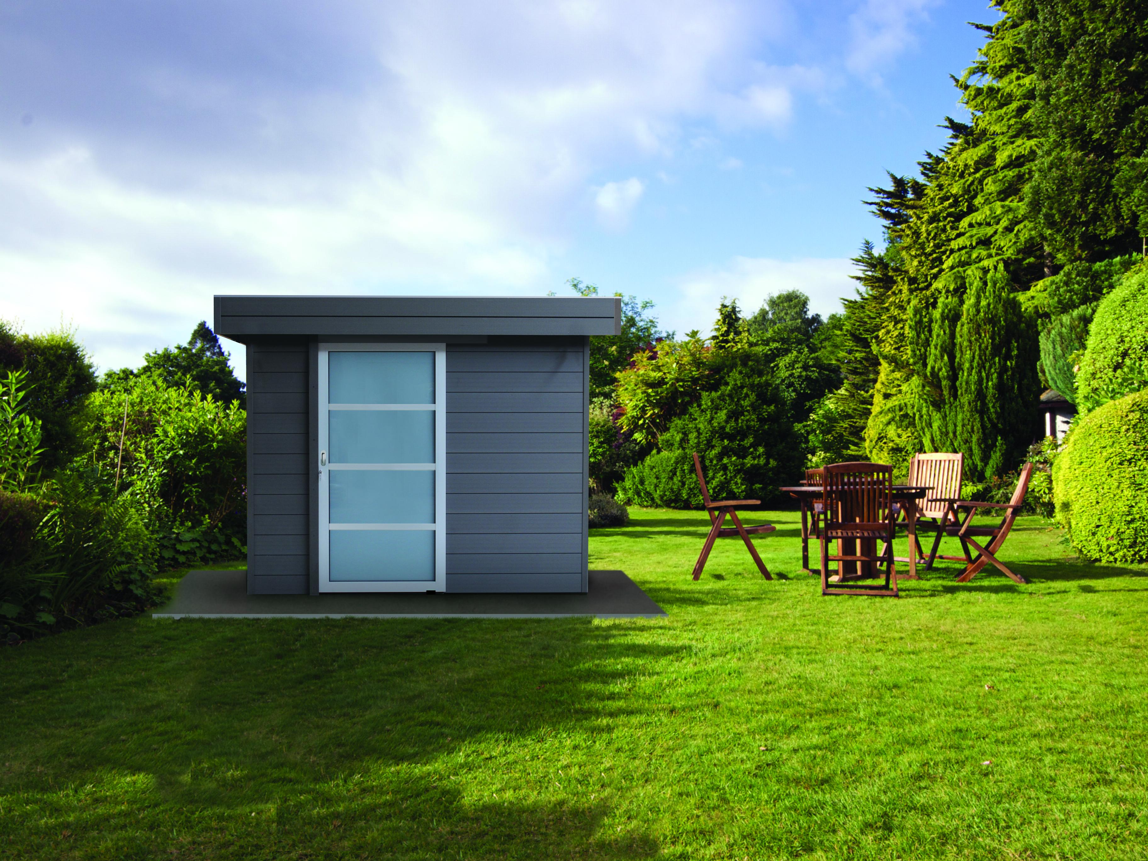 Gartenhäuser Pavillons Garagen | Lance | Holz | Bois | Scierie ...